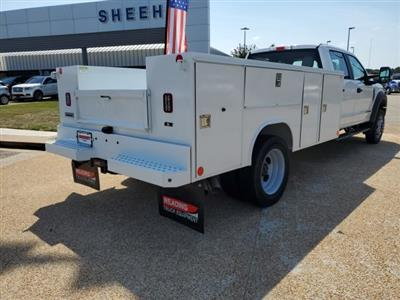 2019 F-450 Crew Cab DRW 4x4, Reading SL Service Body #NF85355 - photo 8