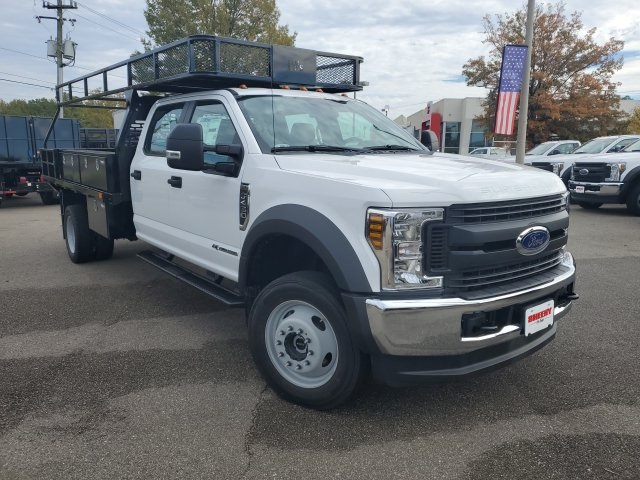 2019 F-450 Crew Cab DRW 4x4, PJ's Contractor Body #NF85724 - photo 6