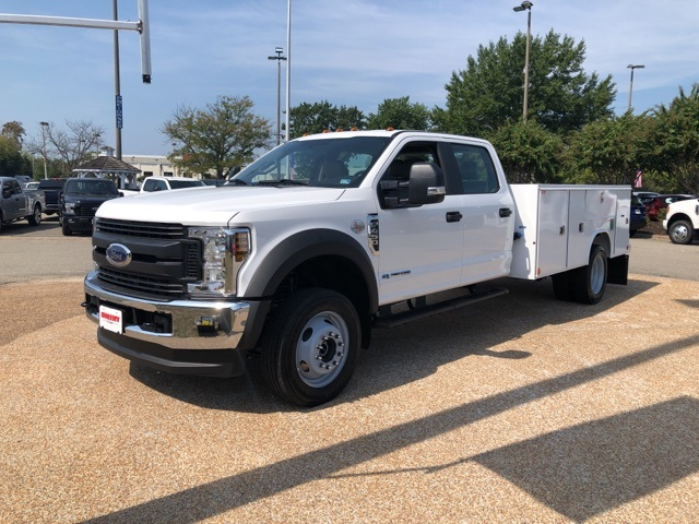 2019 F-450 Crew Cab DRW 4x4,  Reading SL Service Body #NF89815 - photo 4