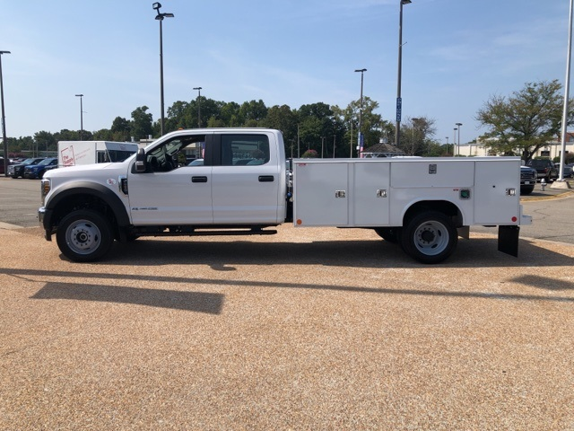 2019 F-450 Crew Cab DRW 4x4,  Reading SL Service Body #NF89815 - photo 5