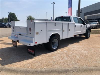2019 F-450 Crew Cab DRW 4x4,  Reading SL Service Body #NF89815 - photo 2