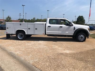 2019 F-450 Crew Cab DRW 4x4,  Reading SL Service Body #NF89815 - photo 8