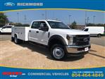 2019 F-450 Crew Cab DRW 4x4,  Reading Service Body #NF89815 - photo 1