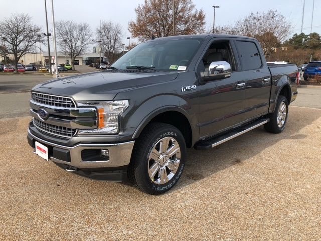 2019 F-150 SuperCrew Cab 4x4,  Pickup #NFA09077 - photo 3
