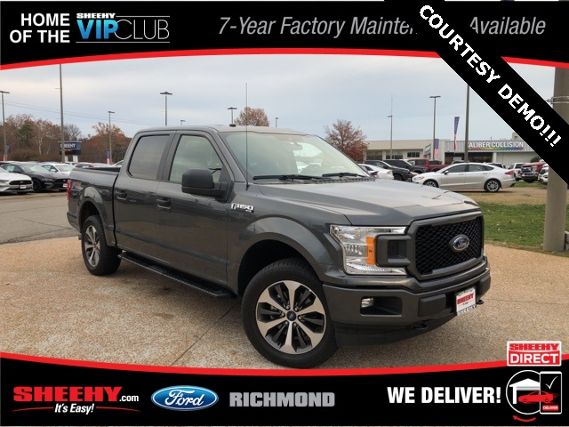 2019 F-150 SuperCrew Cab 4x4, Pickup #NB59568V - photo 1
