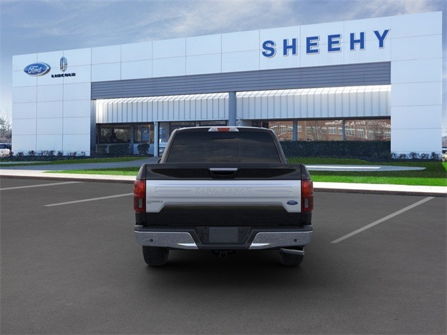 2020 F-150 SuperCrew Cab 4x4, Pickup #NFB62761 - photo 5