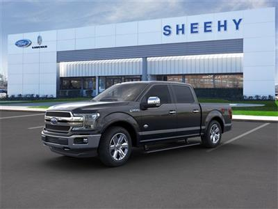 2020 F-150 SuperCrew Cab 4x4, Pickup #NFB62761 - photo 1