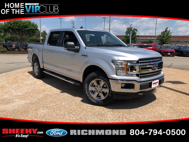 2019 F-150 SuperCrew Cab 4x4,  Pickup #NFC17103 - photo 1