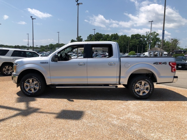2019 F-150 SuperCrew Cab 4x4,  Pickup #NFC17103 - photo 5