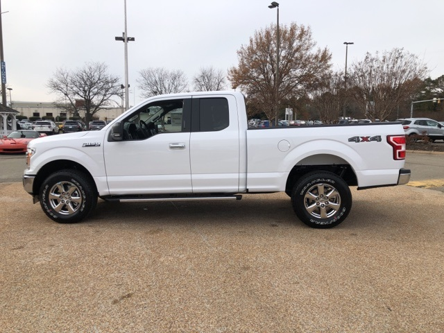 2018 F-150 Super Cab 4x4,  Pickup #NG00248 - photo 4