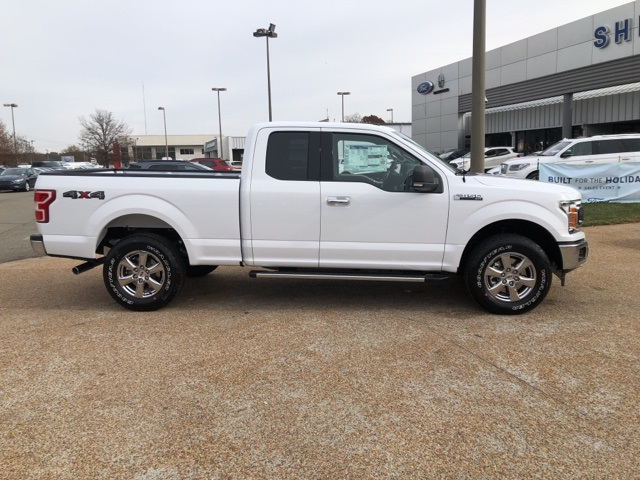 2018 F-150 Super Cab 4x4,  Pickup #NG00248 - photo 7