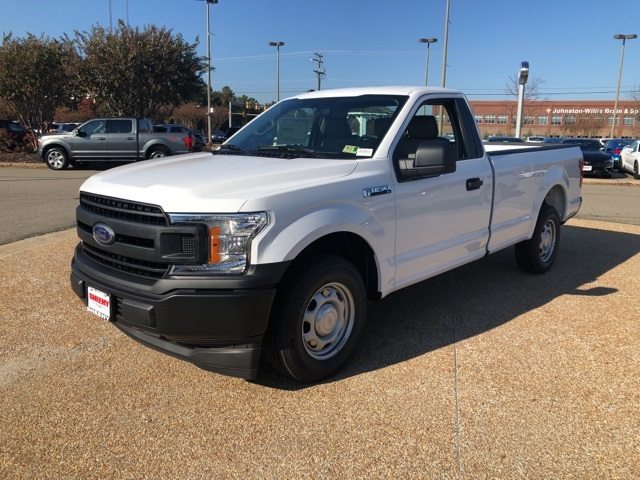 2018 F-150 Regular Cab 4x2,  Pickup #NG09017 - photo 4