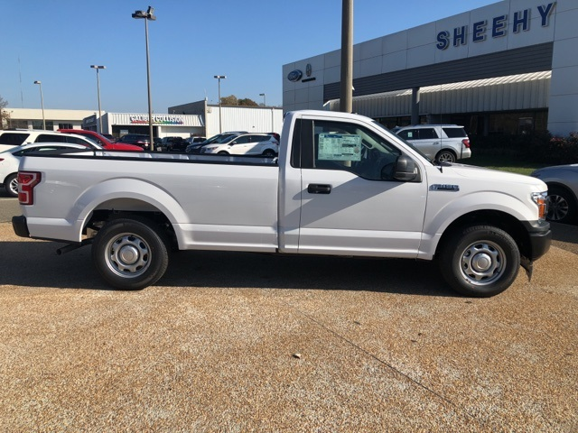 2018 F-150 Regular Cab 4x2,  Pickup #NG09017 - photo 8