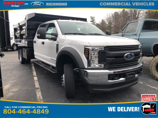 2019 F-450 Crew Cab DRW 4x4, Rugby Landscape Dump #NG12868 - photo 1