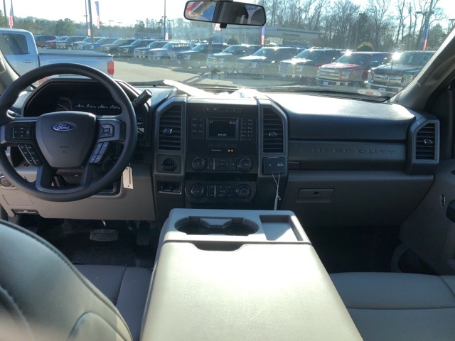 2019 F-550 Crew Cab DRW 4x4, Rugby Landscape Dump #NG12872 - photo 15