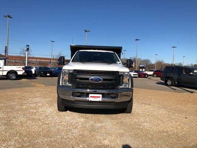 2019 F-550 Crew Cab DRW 4x4, Rugby Landscape Dump #NG12872 - photo 3