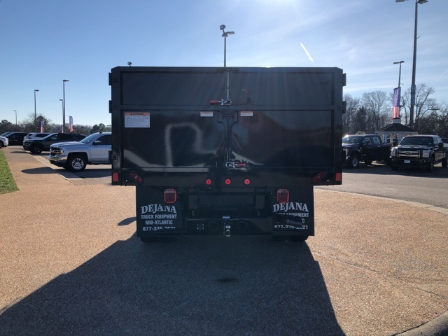 2019 F-550 Crew Cab DRW 4x4, Rugby Landscape Dump #NG12872 - photo 7