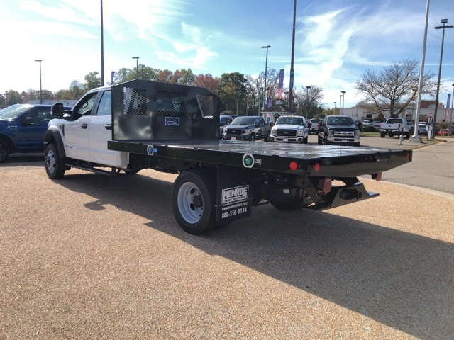 2019 F-550 Crew Cab DRW 4x4, Monroe Work-A-Hauler II Platform Body #NG13254 - photo 5