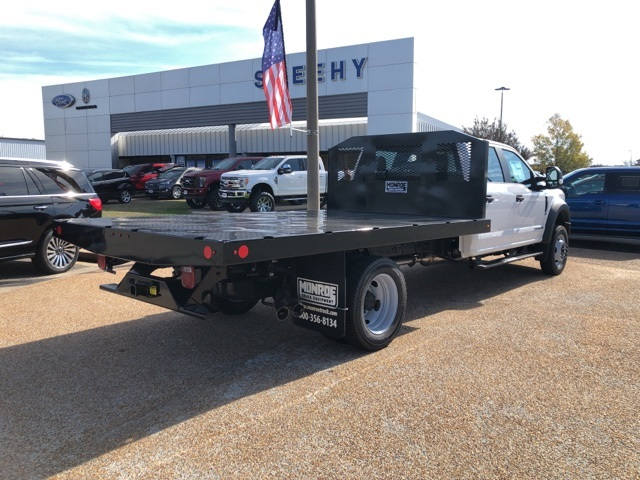 2019 Ford F-550 Crew Cab DRW 4x4, Monroe Platform Body #NG13254 - photo 1
