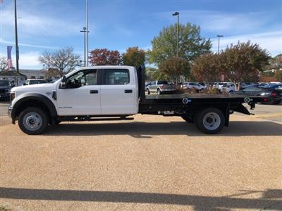 2019 F-550 Crew Cab DRW 4x4, Monroe Work-A-Hauler II Platform Body #NG13254 - photo 4