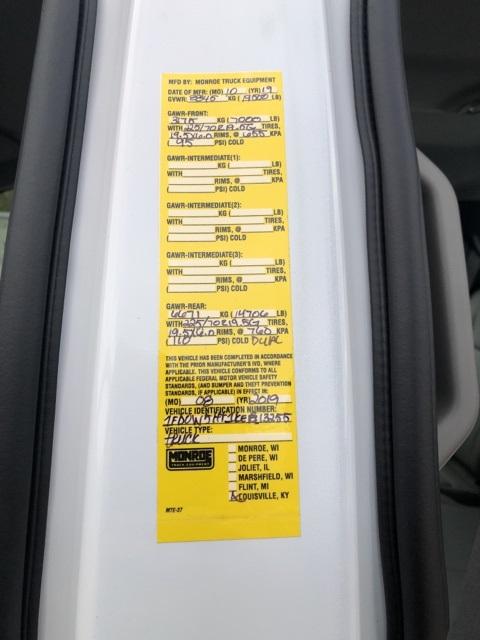 2019 F-550 Crew Cab DRW 4x4, Monroe MSS II Service Body #NG13255 - photo 12