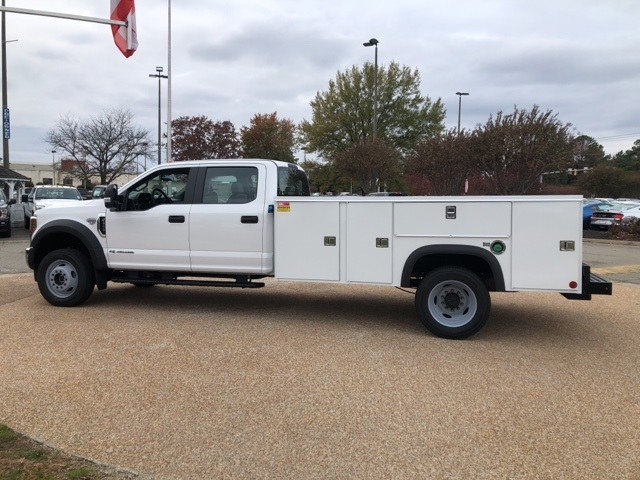 2019 Ford F-550 Crew Cab DRW 4x4, Monroe MSS II Service Body #NG13255 - photo 5