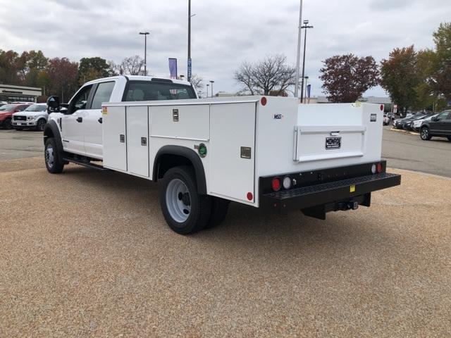 2019 F-550 Crew Cab DRW 4x4, Monroe MSS II Service Body #NG13255 - photo 6