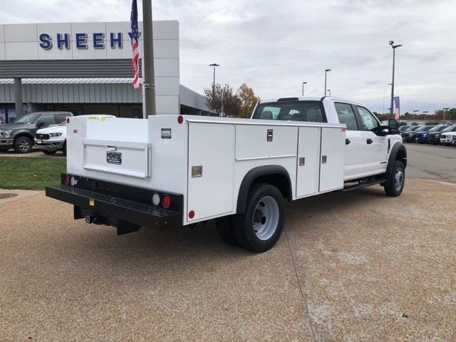 2019 Ford F-550 Crew Cab DRW 4x4, Monroe MSS II Service Body #NG13255 - photo 2