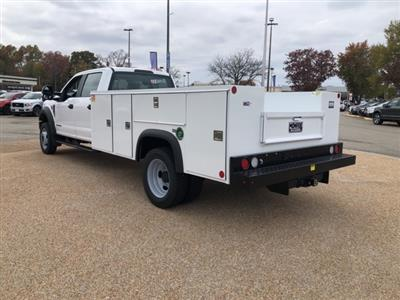 2019 Ford F-550 Crew Cab DRW 4x4, Monroe MSS II Service Body #NG13255 - photo 6