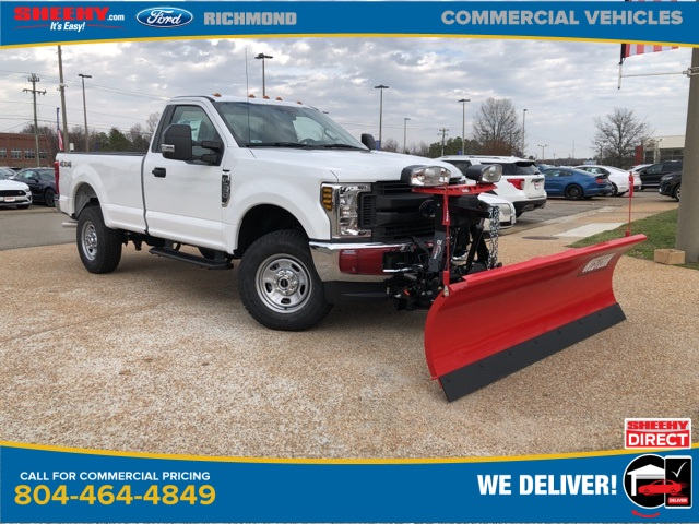 2019 Ford F-350 Regular Cab 4x4, Western Pickup #NG24547 - photo 1