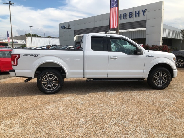 2015 F-150 Super Cab 4x4, Pickup #NG35144A - photo 7