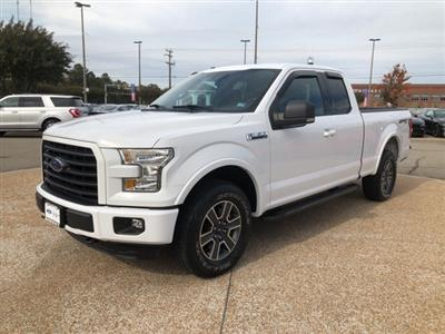 2015 F-150 Super Cab 4x4, Pickup #NG35144A - photo 3