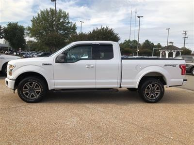 2015 F-150 Super Cab 4x4, Pickup #NG35144A - photo 4