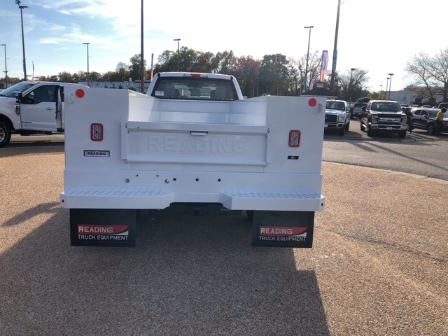 2019 F-450 Crew Cab DRW 4x4, Reading SL Service Body #NG57322 - photo 6
