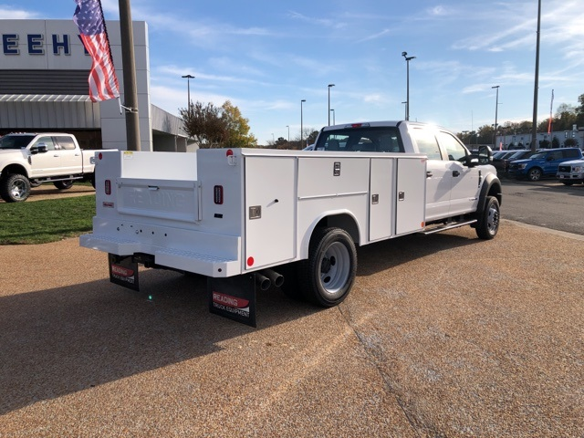 2019 F-450 Crew Cab DRW 4x4, Reading SL Service Body #NG57322 - photo 2