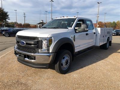 2019 F-450 Crew Cab DRW 4x4, Reading SL Service Body #NG57322 - photo 3