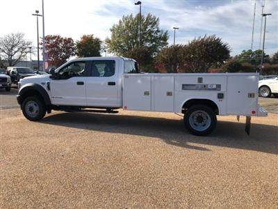 2019 F-450 Crew Cab DRW 4x4, Reading SL Service Body #NG57322 - photo 4