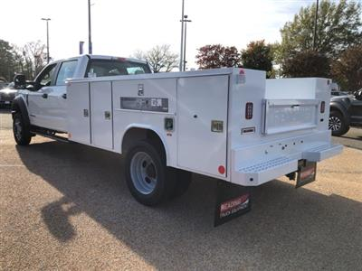 2019 F-450 Crew Cab DRW 4x4, Reading SL Service Body #NG57322 - photo 5