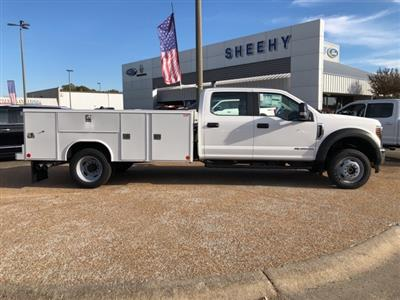 2019 F-450 Crew Cab DRW 4x4, Reading SL Service Body #NG57322 - photo 7