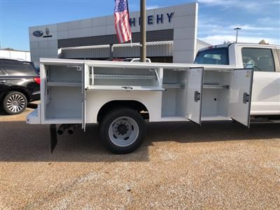 2019 F-450 Crew Cab DRW 4x4, Reading SL Service Body #NG57322 - photo 8