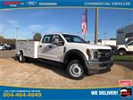 2019 F-450 Crew Cab DRW 4x4, Reading Service Body #NG57322 - photo 1
