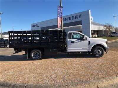 2019 F-350 Regular Cab DRW 4x2, Knapheide Value-Master X Stake Bed #NG57547 - photo 7