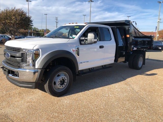 2019 F-550 Super Cab DRW 4x4, Rugby Eliminator LP Steel Dump Body #NG57582 - photo 3