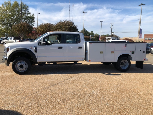 2019 F-450 Crew Cab DRW 4x2, Reading SL Service Body #NG57938 - photo 4