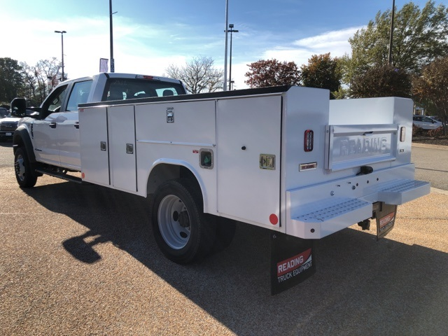 2019 F-450 Crew Cab DRW 4x2, Reading SL Service Body #NG57938 - photo 5