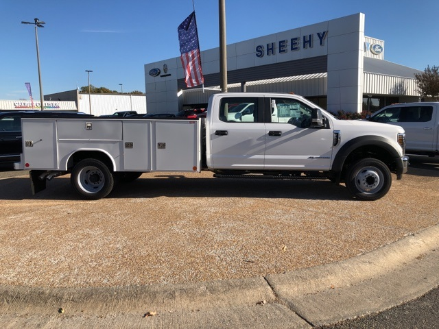2019 F-450 Crew Cab DRW 4x2, Reading SL Service Body #NG57938 - photo 7