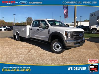 2019 F-450 Crew Cab DRW 4x2, Reading SL Service Body #NG57938 - photo 1