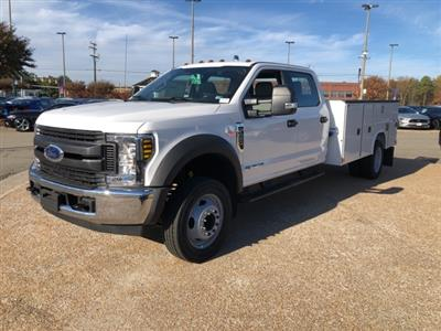 2019 F-450 Crew Cab DRW 4x2, Reading SL Service Body #NG57938 - photo 3