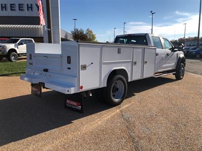 2019 F-450 Crew Cab DRW 4x2, Reading SL Service Body #NG57938 - photo 2