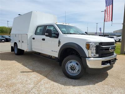 2019 Ford F-450 Crew Cab DRW 4x4, Reading Panel Service Body #NG57942 - photo 1